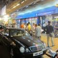 [香港]68日目:水曜日で場外馬券場が盛り上がってた