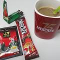 [ベトナム]33日目:スタッフからベトナムコーヒーをもらった