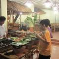 [ベトナム]35日目:ビュッフェでベトナム料理を堪能した