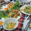 [ベトナム]45日目:シーフードレストランがいい感じだった