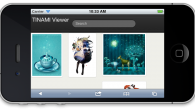 http://illusts.info/ Tinami Viewerをリリースしました。